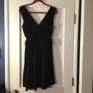 Black Anthropologie Dress